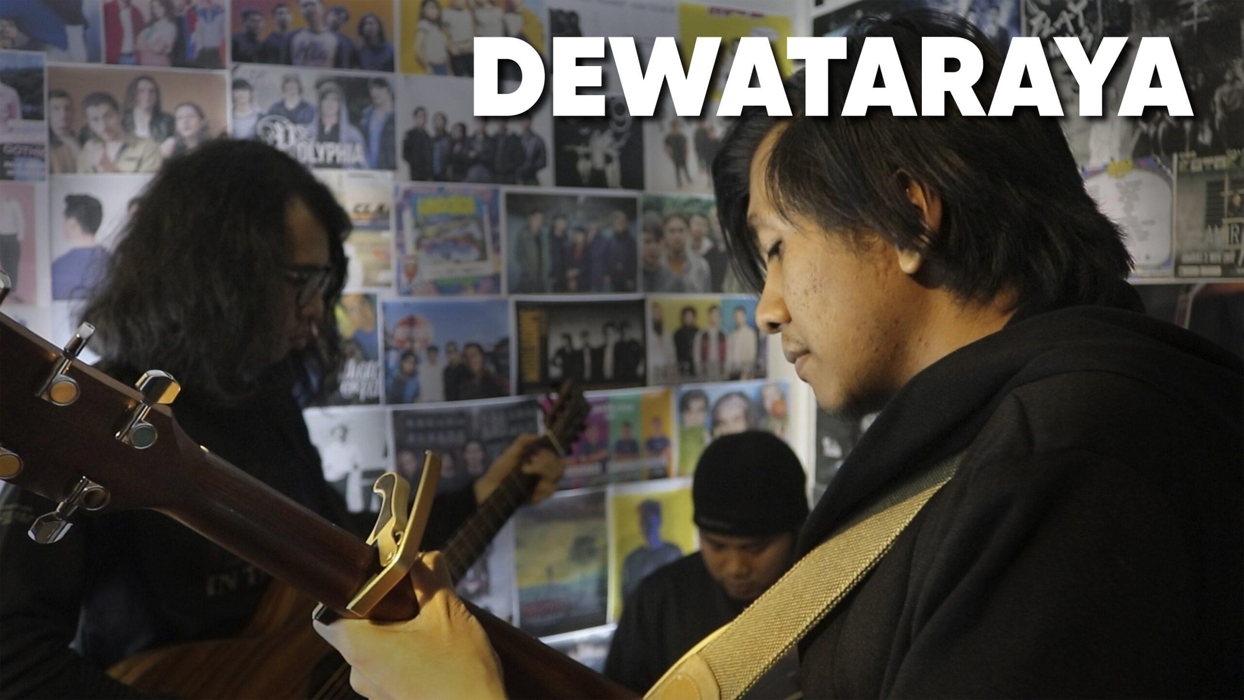 Dewataraya [Lepaq Akustik @ Dalam Kotak Hitam]