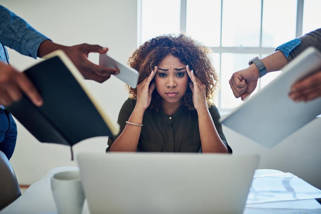 Stress je… bukan gila!
