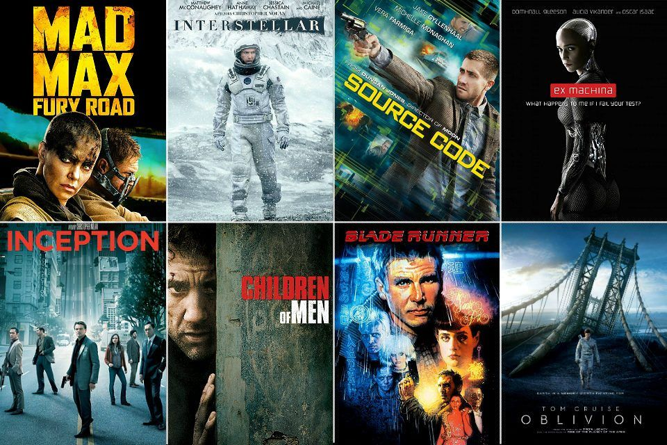 Sci-fi Genre Movie  – Orang Muda Mesti Suka
