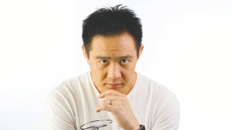 Pelawak 'Versatile'- Douglas Lim