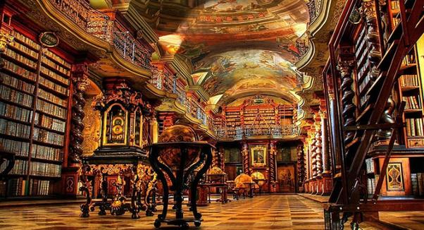 'Wujud sebelum masehi'-5 perpustakaan tertua di dunia!