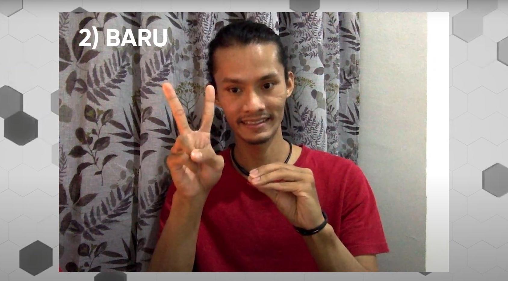 Jom kita belajar (Bahasa Isyarat Malaysia)