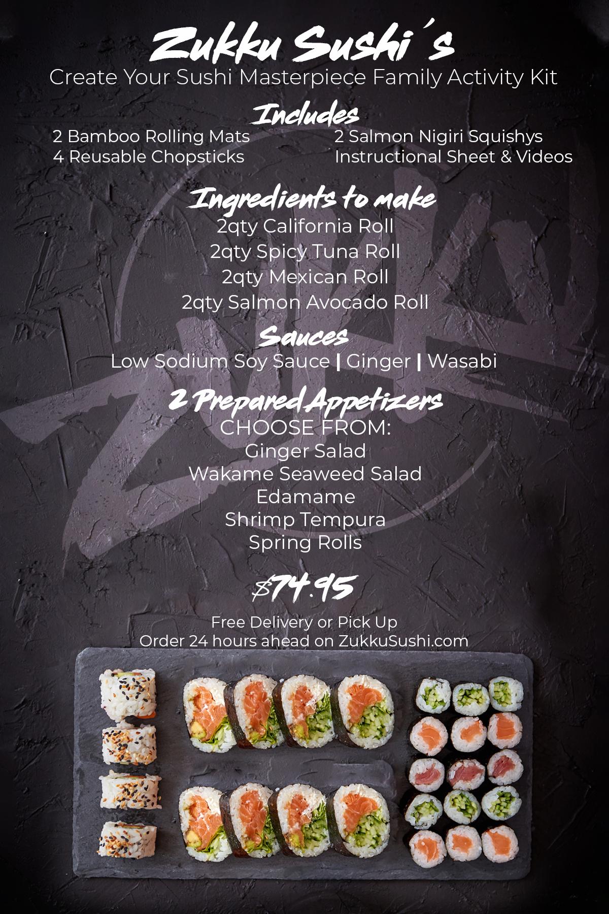Zukku Sushi