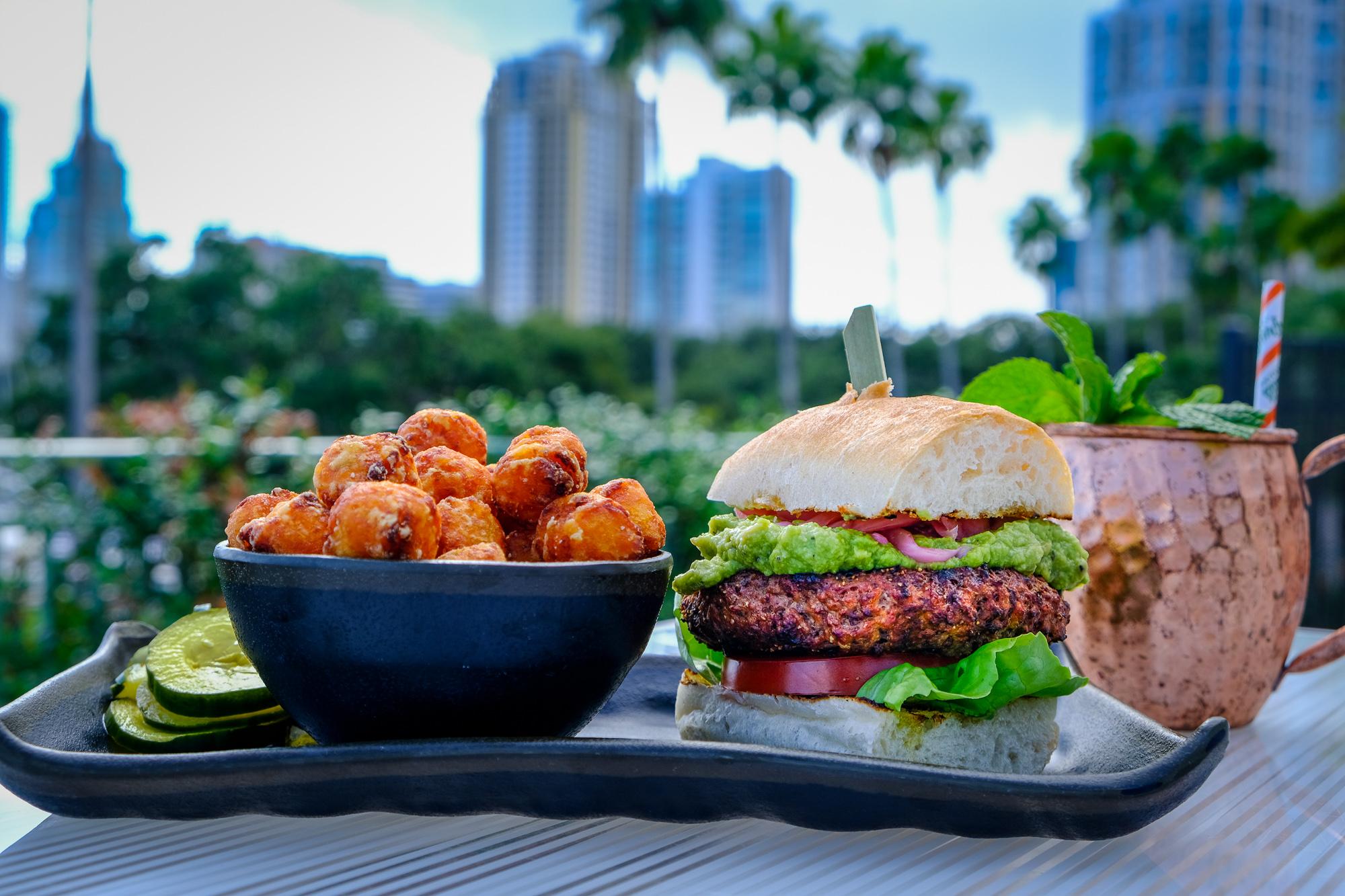 Creative Loafing Burger Week