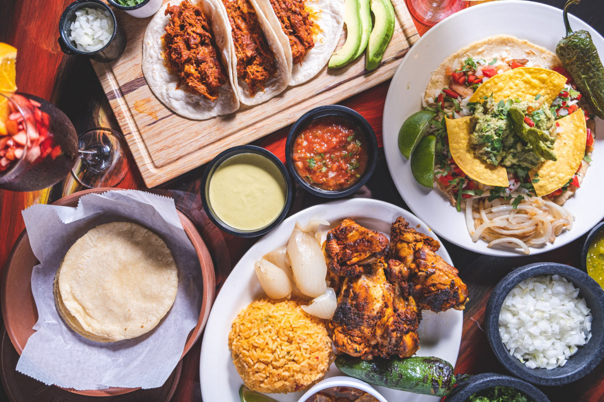 Crave Digital Food Mexican Photography
