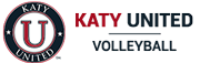 Katy United Volleyball Logo