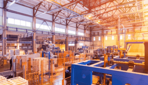Keeping Production Safe With Digital Contact Tracing