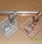 Adhesive Swivel Rod and Base