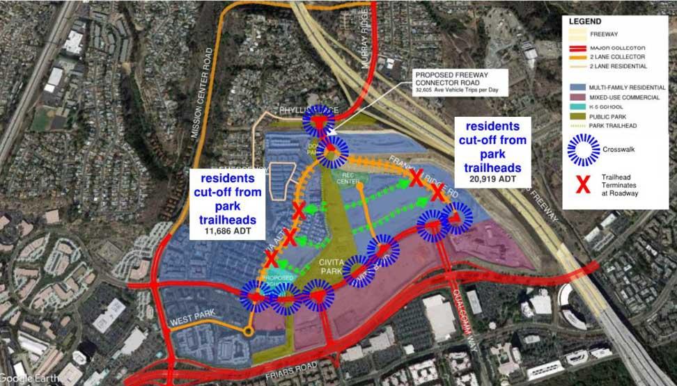 Real Civita Map Sudberry Had Planned