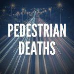 Pedestrian deaths - save civita