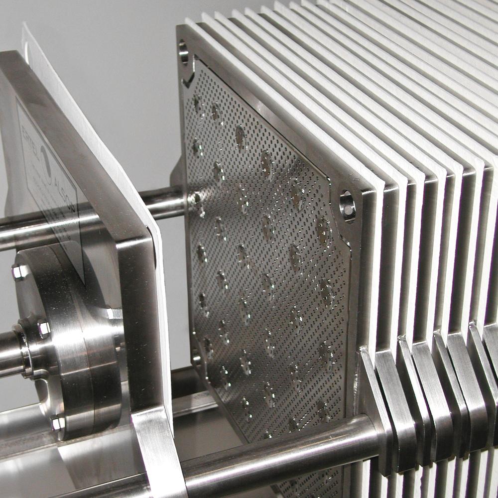 EUS Plate and Frame Filter Press