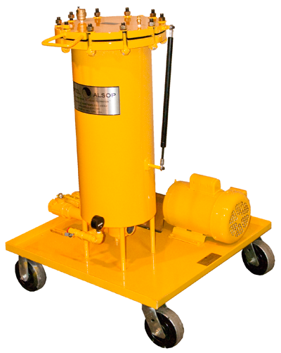 Electric Utility Filter Housing
