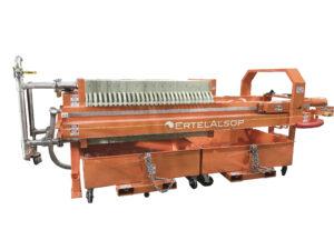 Biomass Filter Press