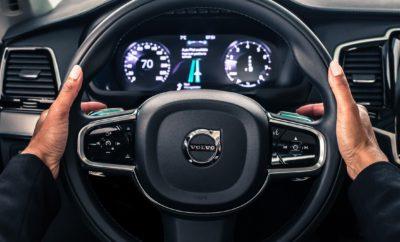 volvo_autonomous_car via @carsfera www.carsfera.com #autonomous #cars #selfdriving #vehicles #future #futuristic #futurism #foresight #trends #ai #artificialintelligence #tech #volvo #driverlesscars #driverless #autonomous_vehicle #driverless #autonomous #top_self_driving_cars