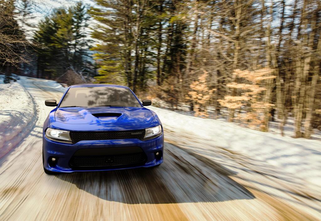 MEET THE WINTER WARRIOR: NEW 2020 DODGE CHARGER GT AWD via Carsfera.com