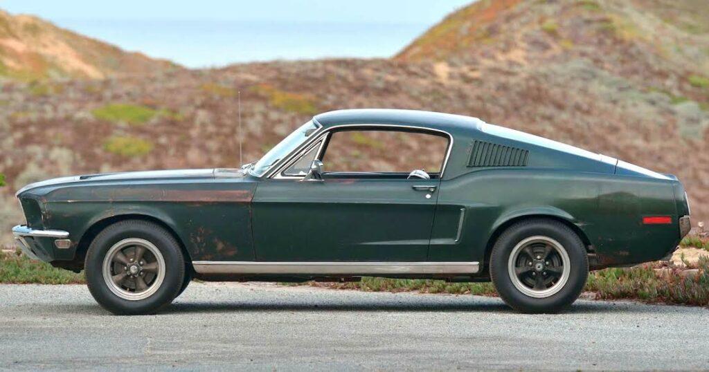 """El Mustang 1968 de la película """"Bullitt"""" se vendió en un precio récord via Carsfera.com"""