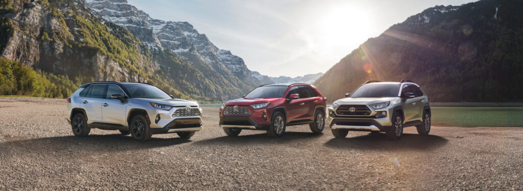 The 2019 Toyota RAV4 XLE Regains Its Compelling Personality via Carsfera.com