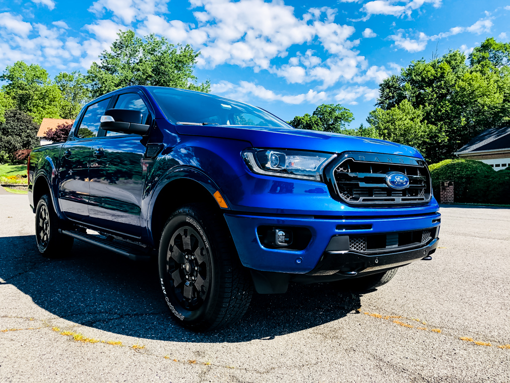 The 2020 Ford Ranger Lariat Reawakens the Beast Within You via Carsfera.com