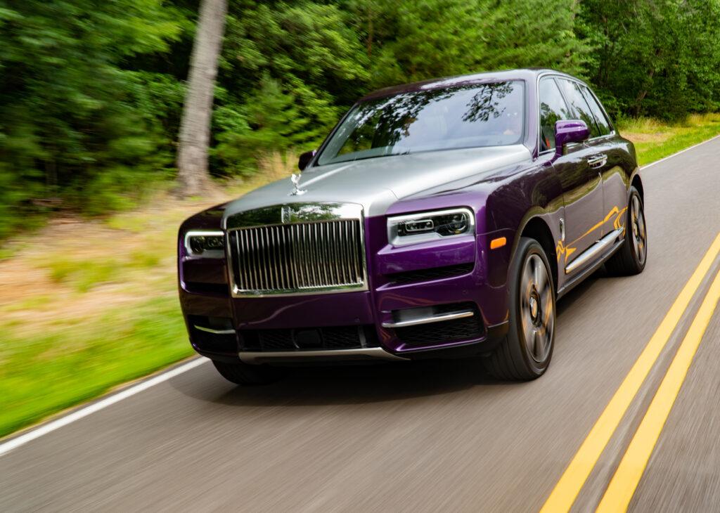 The Cullinan is the Literal Rolls Royce of SUVs via Carsfera.com