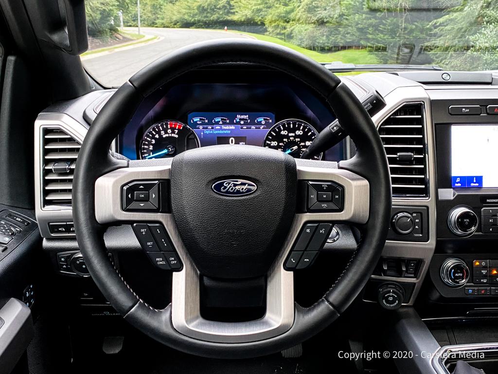 2020 Ford F250 SRW 4X4 Crew Cab Platinum via @carsfera.com