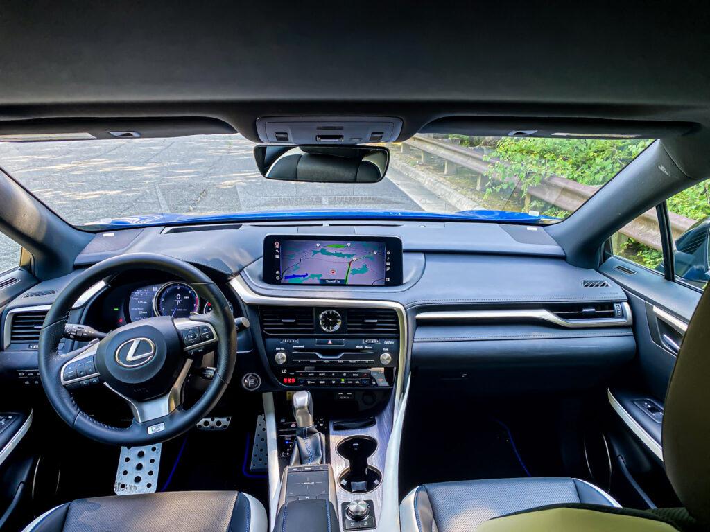 2021 Lexus RX 350 AWD F SPORT via @carsfera.com