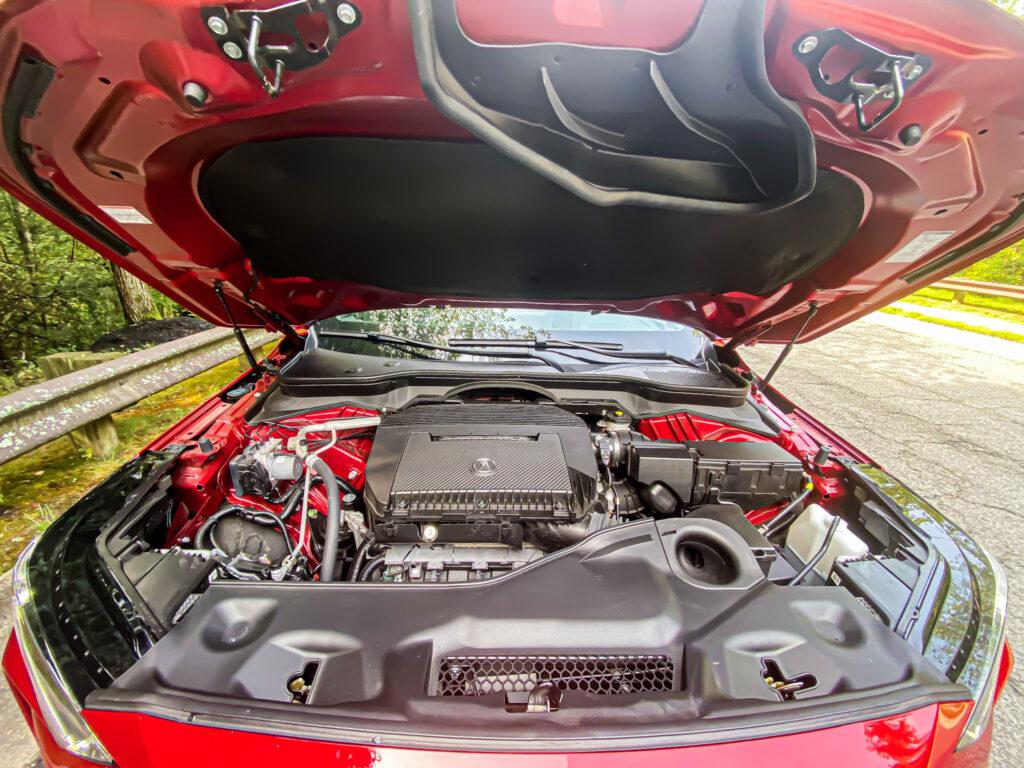 2022 Acura MDX SH-AWD via @Carsfera.com