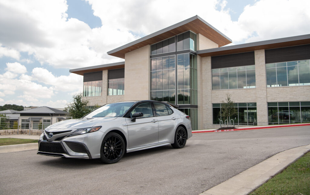 2021 Toyota Camry Nightshade Edition - Truly Desirable Once Again via @carsfera.com