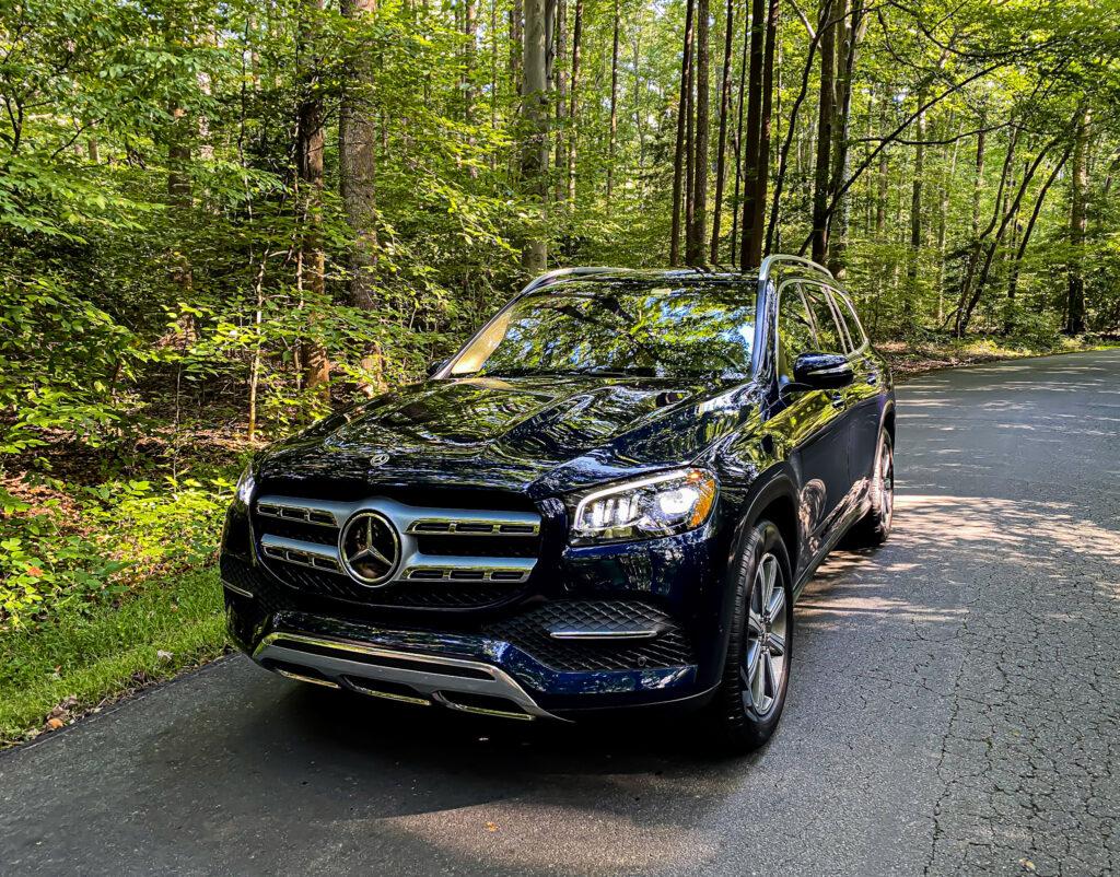 2021 Mercedes GLS 450 4Matic Offers Class-Leading Three-Row Luxury  via Carsfera.com