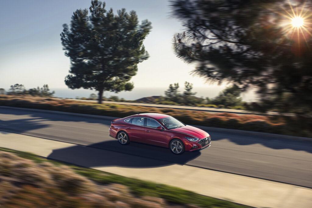 2021 Hyundai Sonata Limited A Near-Luxury Sedan Breaking New Ground via Carsfera.com