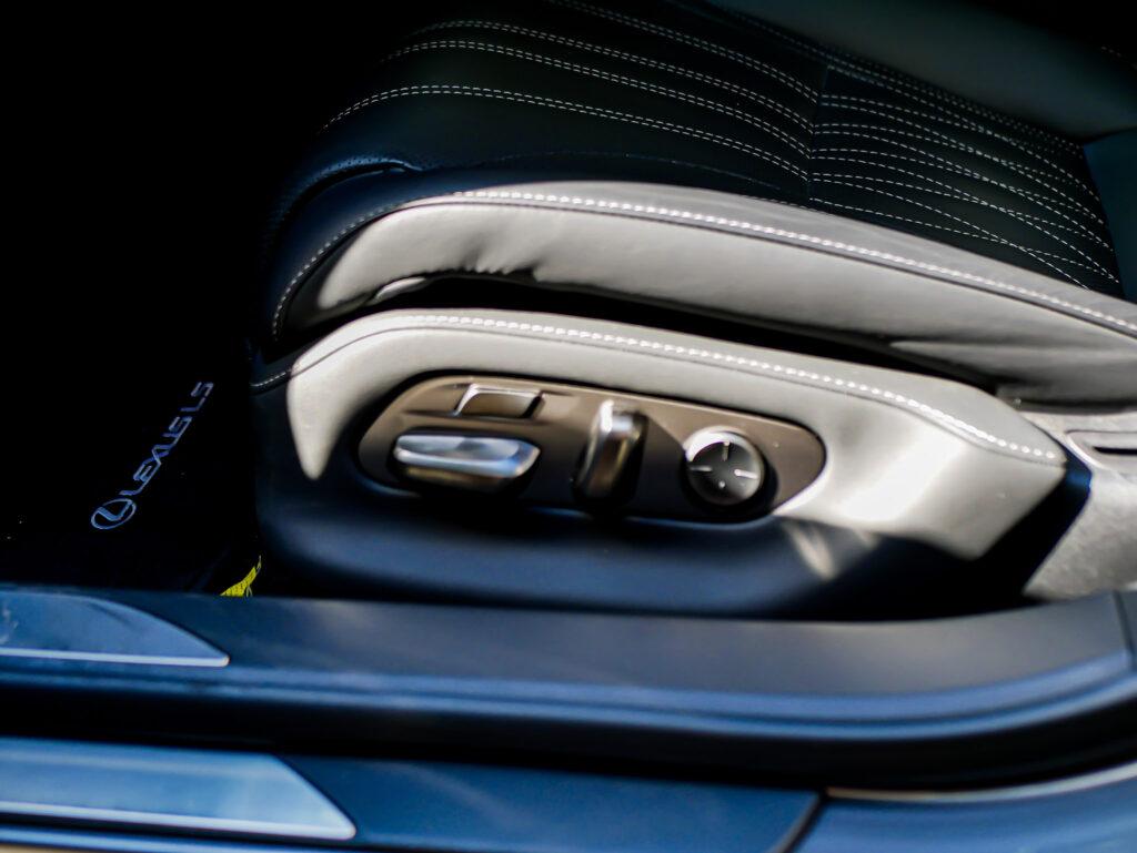 2021 Lexus LS500 – The Largest Luxury Sedan Lives On via Carsfera.com