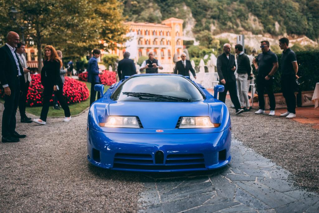 Bugatti Presents the Centodieci at Concorso d'Eleganza Villa d'Este 2021 via @Carsfera.com