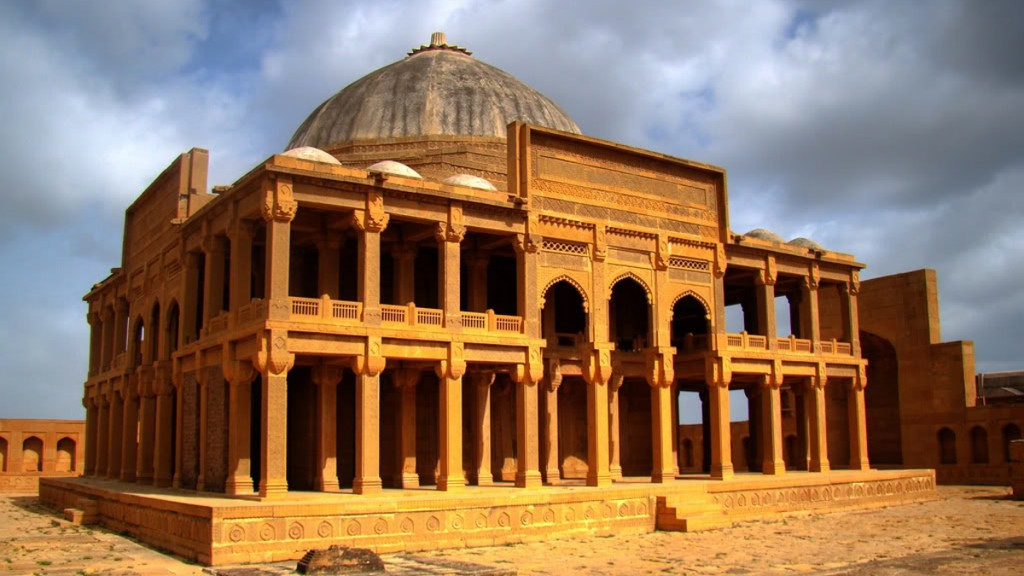 What could have been a great source of tourist attraction In Thatta, the ancient Makli Graveyard, one of the greatest cemeteries in the globe