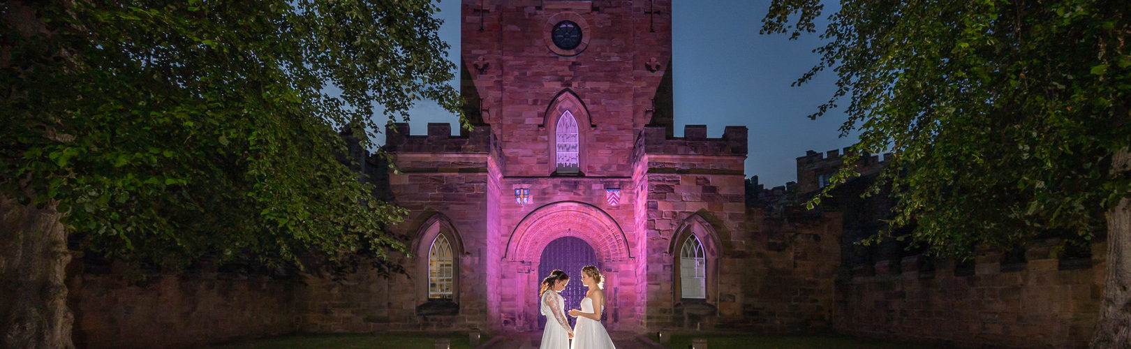 The Ultimate Castle Wedding