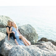 A Take Your Breath Away Engagement Session