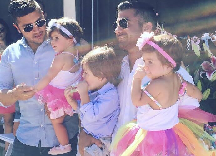 Harma Hartouni Shares His Story on Finding Love and Starting a Family