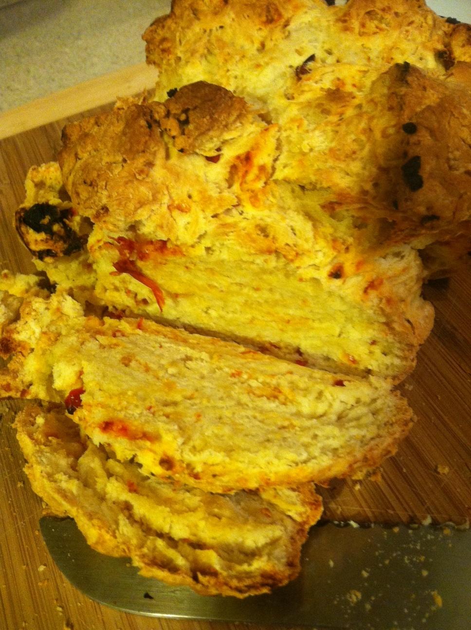 no yeast no rise cheddar irish soda bread