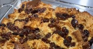 dougherty cinn bread pudd