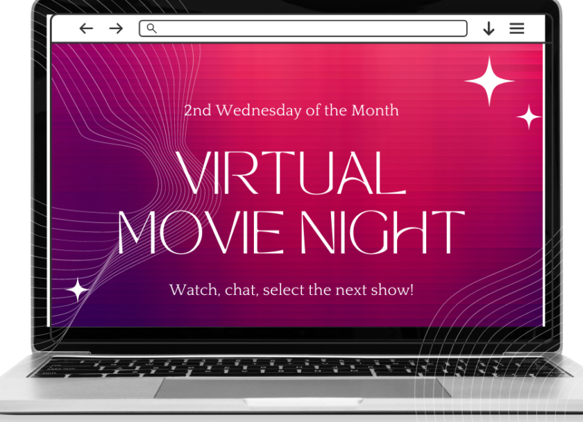 Watch movies with NAMIPV online! Second Wednesday of each month.