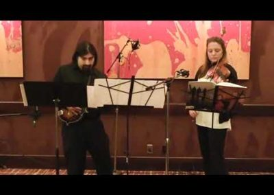 2017 Open Mic – Robin and Marian