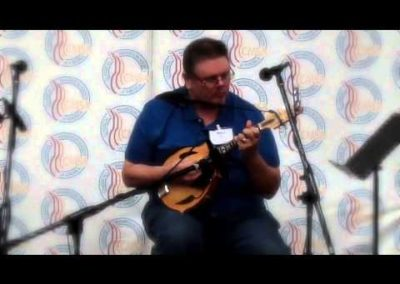 2014 Open Mic – Selections from 25 Studies for Solo Mandolin #23