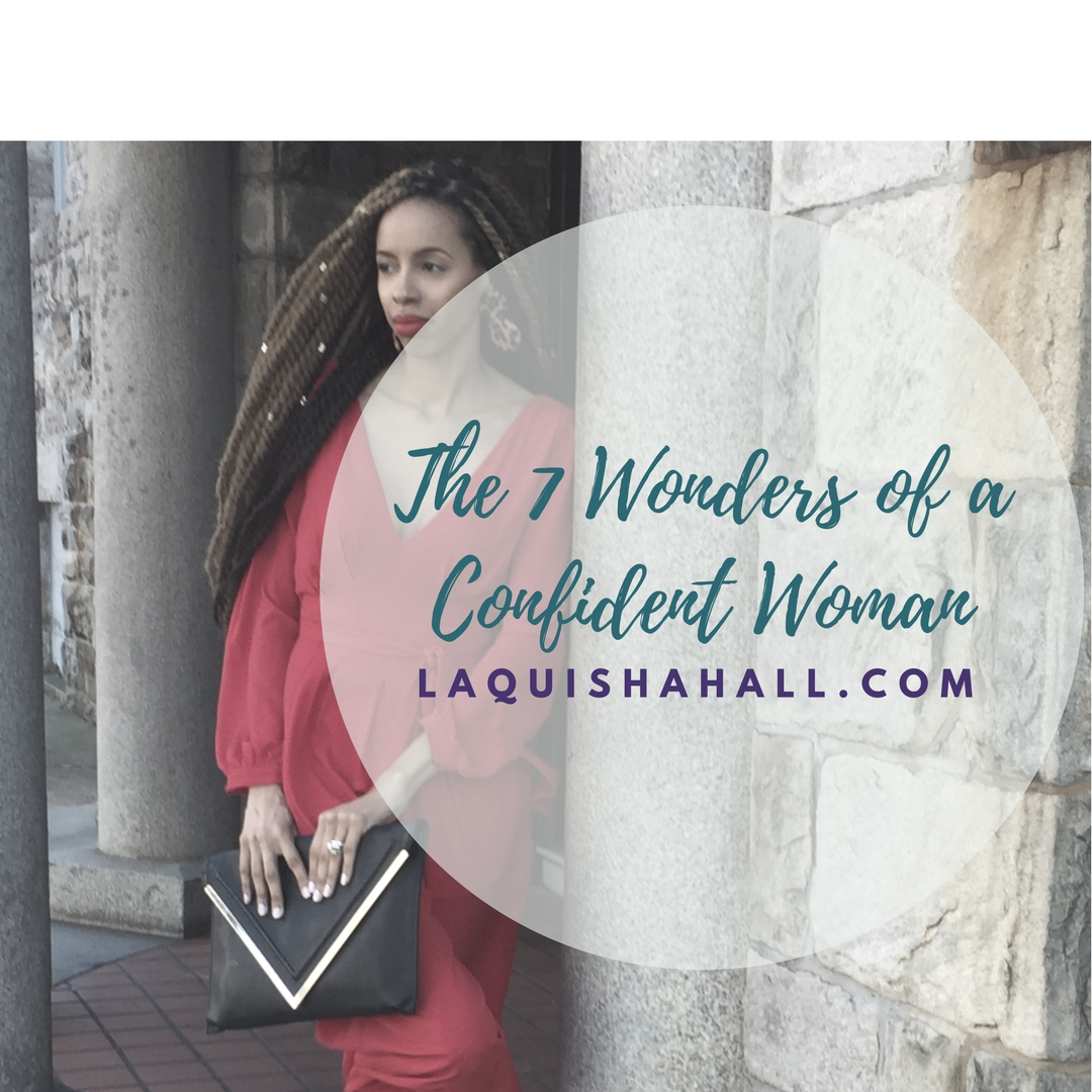 The 7 Wonders of a Confident Woman
