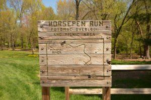 horsepen map
