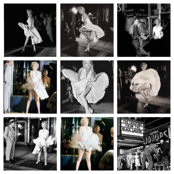 'VOUGE'S MOST ICONIC WHITE DRESSES