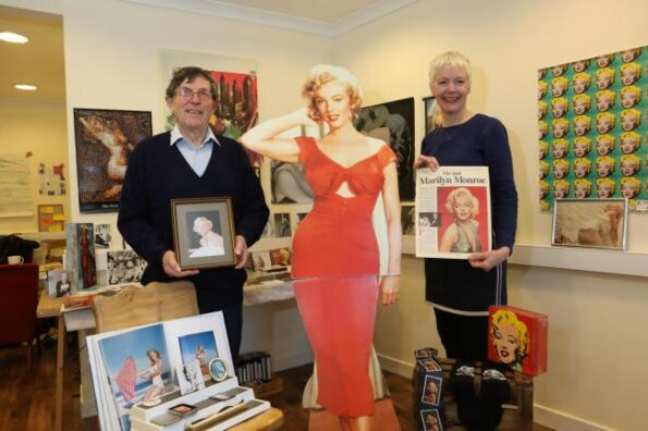 MARILYN EXHBITION COMES TO SELKIRK