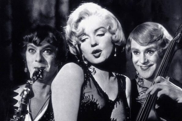 MEMORIES OF 'SOME LIKE IT HOT' – JACK LEMMON