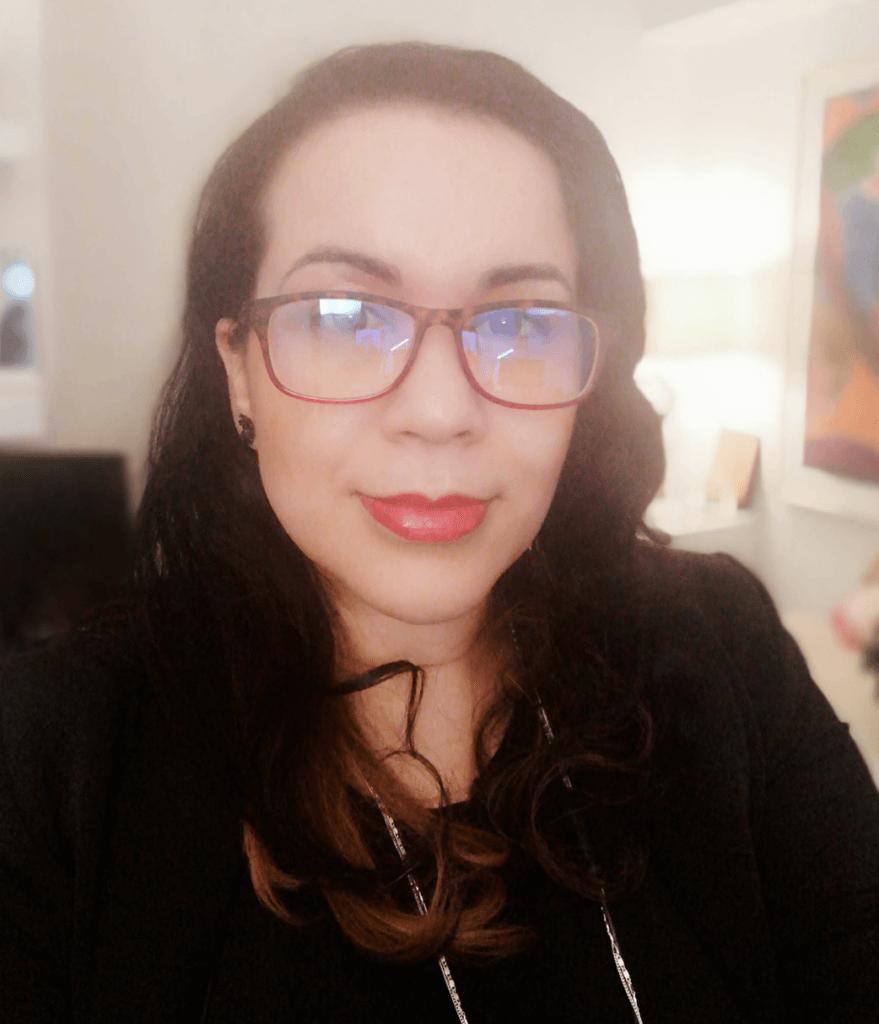 portrait of Arlene Sanchez