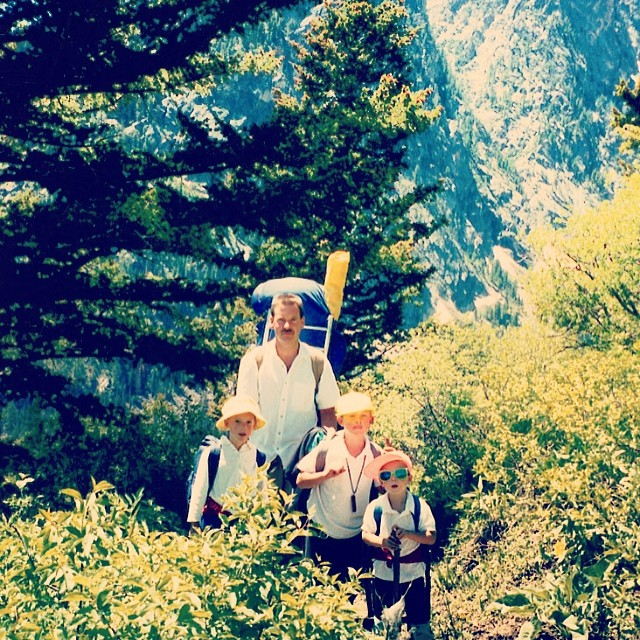 Family Backpacking