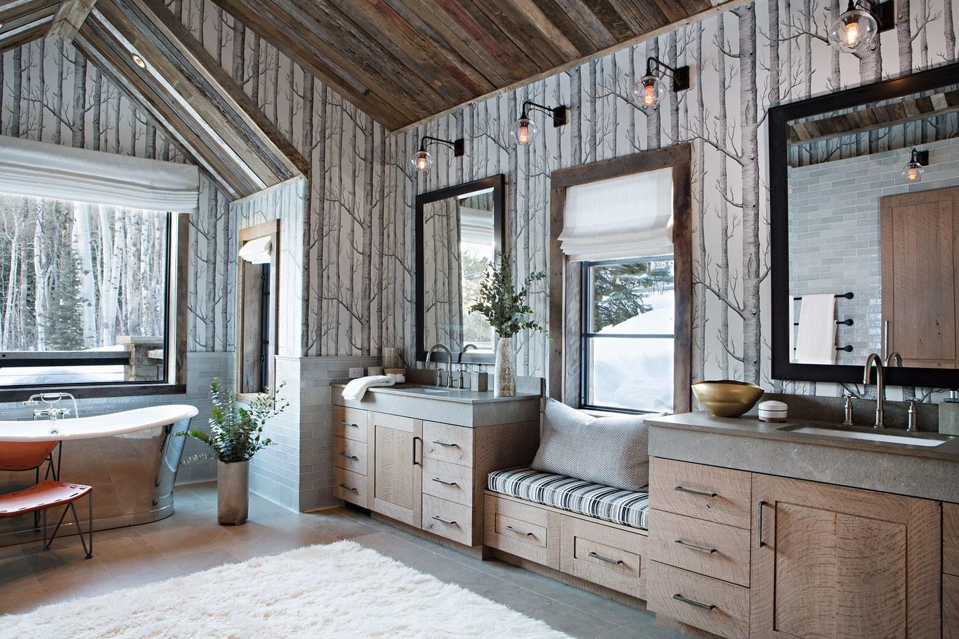 Rustic Design Ideas Log Homes Farmhouse Rustic Home Decor,Small Bathroom Designs Floor Plans