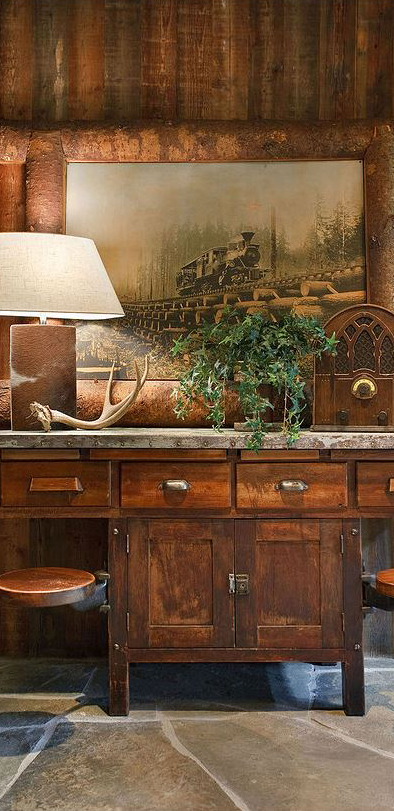 Bellegrey Interior Design Lodge Style