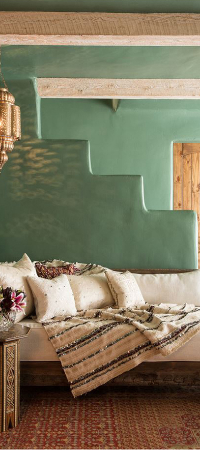 Santa Fe Hacienda | Southwestern Decorating Ideas